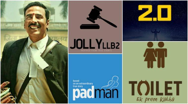 Akshay Kumar will turn 'Padman' in 2017 and wait that's not it!