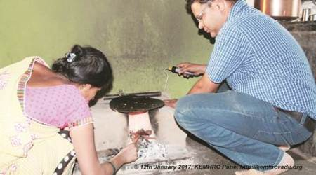 Tracking Indoor Air Pollution: A pilot project to assess, encourage use of LPG  in rural households