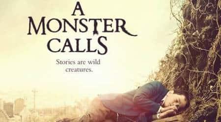 A Monster Calls,J A Bayona, Lewis MacDougall, Felicity Jones, Sigourney Weaver, Liam Neeson, Toby Kebbell