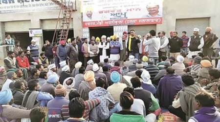 AAP's Punjab faces: 10 candidates, little means, high optimism