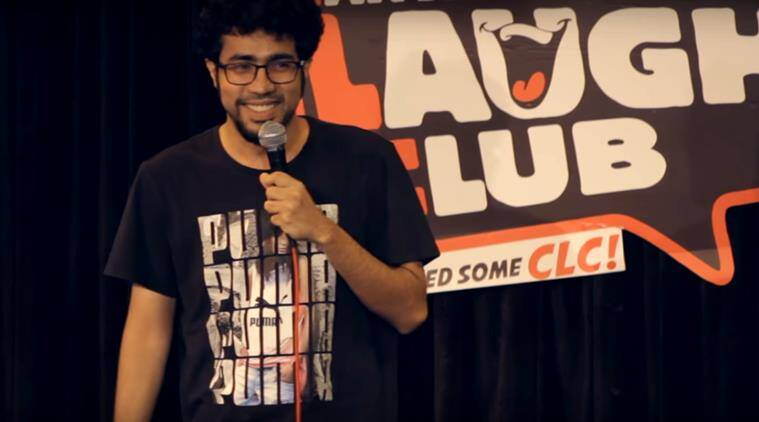 Image result for stand up comedians indian