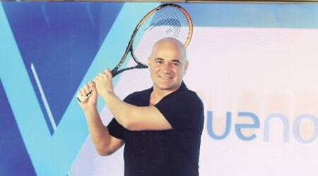 From dealing with his father to managing fatherhood, Andre Agassi opens up