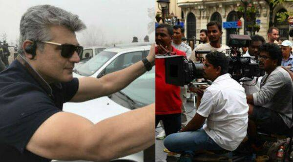 Ajith's Thala 57 location pictures leaked