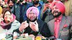 Majithia, his Congress rival question re-polling; Captain says no worries