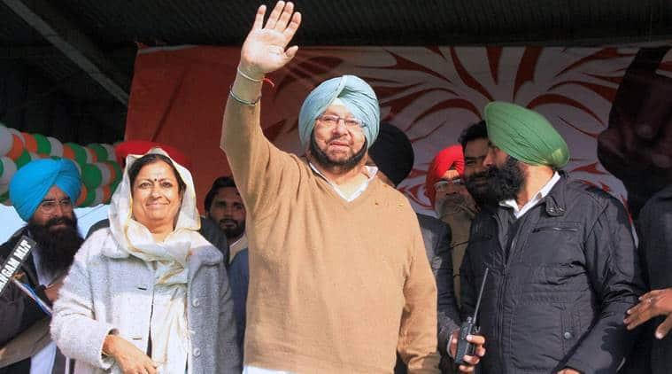 Punjab polls, Punjab polls promises, Punjab election, Farm loan waiver, Capt Amarinder Singh, Amarinder Singh, kurki system, Punjab News, indian express news, India news