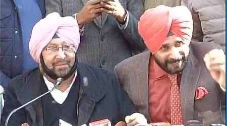 Punjab mining panel report with CM: Members in dark, may be treated as 'individual input' from Sidhu