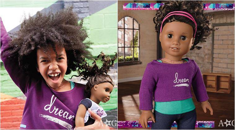 toys, dolls, inspiring dolls, real life icon dolls, american girl, american girl african dolls, amercian girl 2017 doll, Gabriela McBride, Gabriela McBride doll, lifestyle news, indian express, latest news