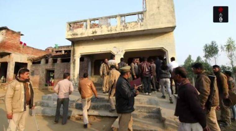 Eleven members of a family found dead in Amethi