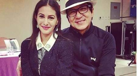Was starstruck to meet Jackie Chan for the first time: AmyraDastur