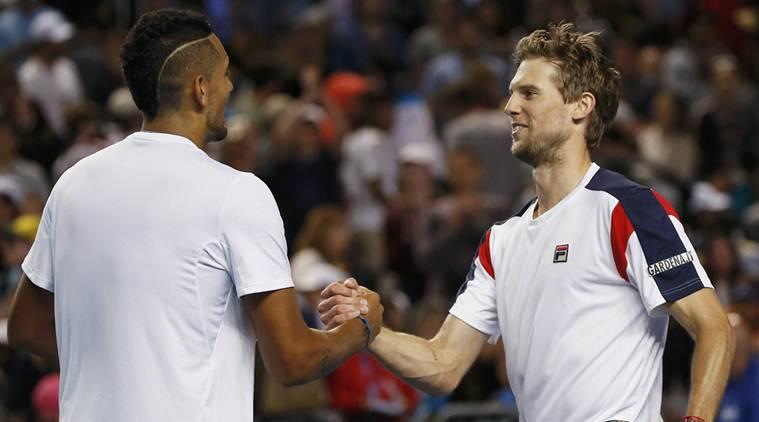 Andreas Seppi vs Nick Kyrgios, Seppi vs Kyrgios, Australian Open, Australian Open 2017, Aus Open, Tennis new,s Tennis