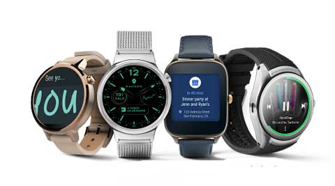 Google Android Wear 2.0 to launch on February 9 with LG ...