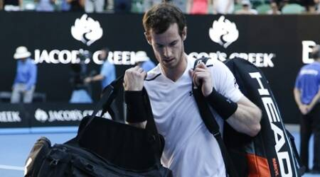 Aus Open: I'll be back, says thwarted Andy Murray