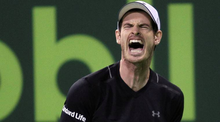 Tennis - Qatar Open - Men's Singles - Andy Murray of Britain v Gerald Melzer of Austria