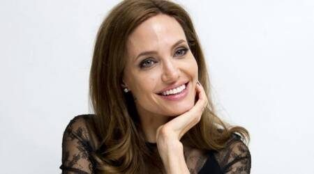 Angelina Jolie inspired by Queen Elizabeth II