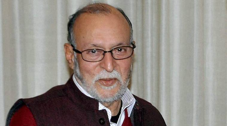 Anil Baijal, Land acquisition disputes, Land Acquisition, Rehabilitation and Resettlement Authority, Delhi LG