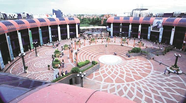 Ansal Plaza, Delhi retail scene, Back to the Future, lifestyle news, indian express