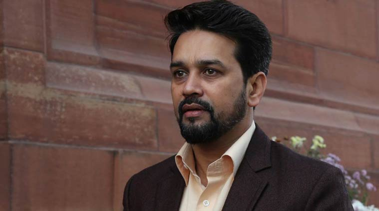 Anurag Thakur sacked: Here's a timeline of BCCI vs Lodha panel case |  Sports News,The Indian Express