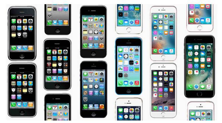 Apple, Apple iPhone, iPhone 10th anniversary, Apple iPhone 8, iPhone 8 rumours,iPhone anniversary, apple 10th anniversary, iPhone anniversary, Apple Inc, Apple iPhone Steve Jobs, Steve Jobs iPhone 2007, First iPhone, Tim cook, Apple iPhone sales, iPhone sales down, technology, technology news