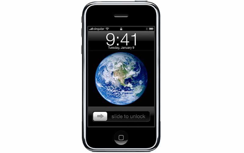 what year did the first iphone come out apple iphone 10th anniversary the journey to iphone 7 21237