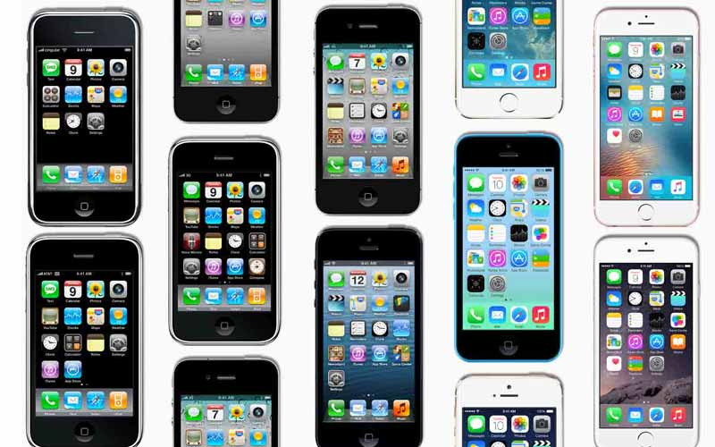 Apple, Apple iPhone, iPhone 10 years, Apple iPhone 10th anniversary, iPhone 2007, First iPhone launched, Apple iPhone launched, iPhone 10 years, Apple iPhone 10 year anniversary, iPhone turns 10, Apple CEO, Steve Jobs