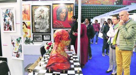 india art festival, delhi india art festival, delhi news, delhi art festival, art news, delhi art news, indian express, india news