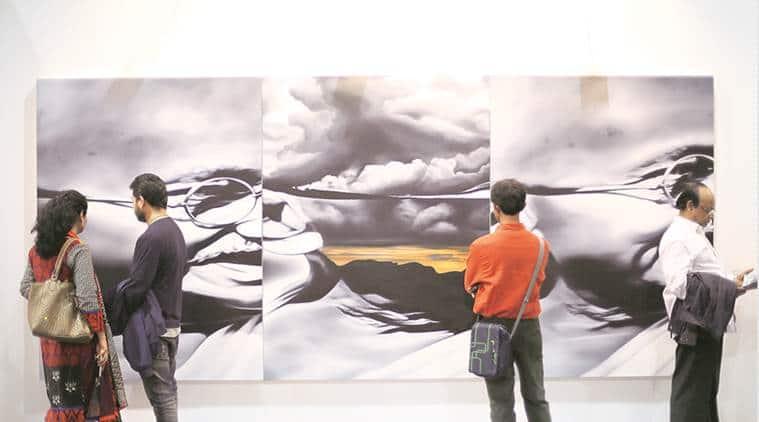 india art fair, delhi art fair, delhi india art fair, art exhibition in delhi, delhi art exhibition, delhi painting, india art exhibition, delhi news, delhi painting, india news, lifestyle news