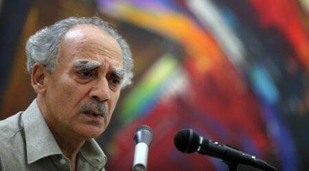 Black money stashed in foreign shores, not in India: Arun Shourie