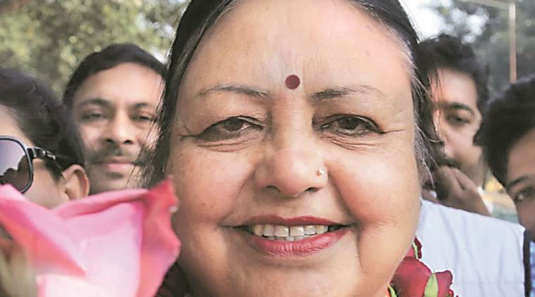 Chandigarh mayoral elections, Asha Jaiswal, BJP Chandigarh, Chandigarh news, india news, indian express
