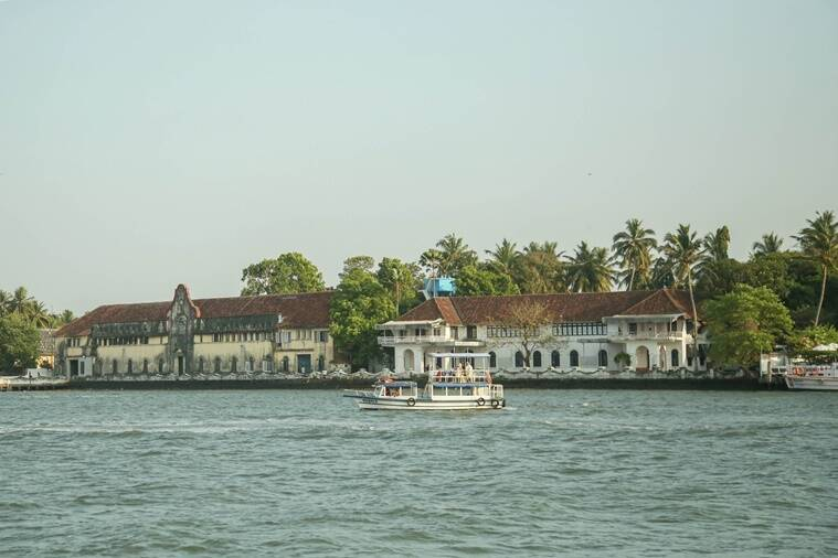 The main venue of the Biennale. (Source: Arjun Suresh)