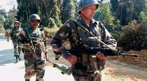 Two Assam Rifles personnel killed in ambush with Nagaland militant outfits