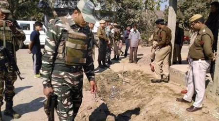 Six blasts in Assam, two in Manipur; no casualty