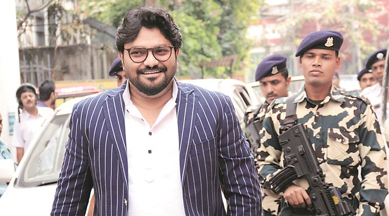 babul supriyo, babul supriyo eggs comment, eggs thrown at minister, odisha eggs incident, union minister eggs incident, odisha news, latest news, indian express