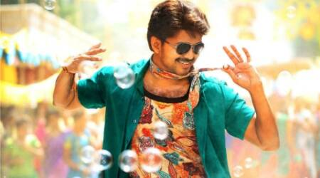 Bairavaa box office collection day 5, Bairavaa collection, bairavaa day 5, bairavaa profits day 5, bairavaa prifits, Bairavaa box office collection, Bairavaa collection, bairavaa international collection, bairavaa records, bairavaa vijay film, Vijay Bairavaa collection, vijay news, vijay new film, tamil nadu collection, box office news, entertainment news, indian express news