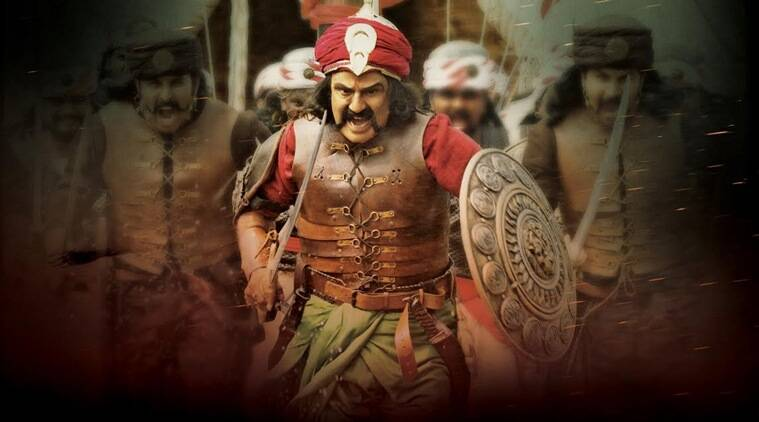 Latest still of Balakrishna from Gautamiputra Satakarni.