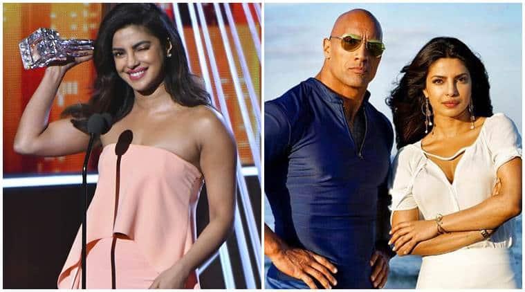 Priyanka Chopra returns to Baywatch sets, heads to Los Angeles. See pic