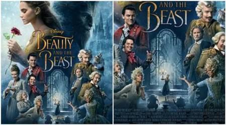 Beauty and the Beast, Beauty and the Beast movie, Beauty and the Beast film, Beauty and the Beast news, Beauty and the Beast poster, Beauty and the Beast cast, Beauty and the Beast actors, emma watson Beauty and the Beast, Beauty and the Beast emma watson, emma watson, Dan Stevens, entertainment news, indian express, indian express news