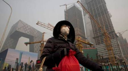 China to halt new projects in pollution 'red zones'