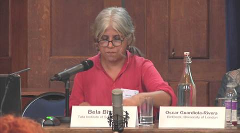 Social activist Bela Bhatia threatened, asked to leave Bastar in 24 hours