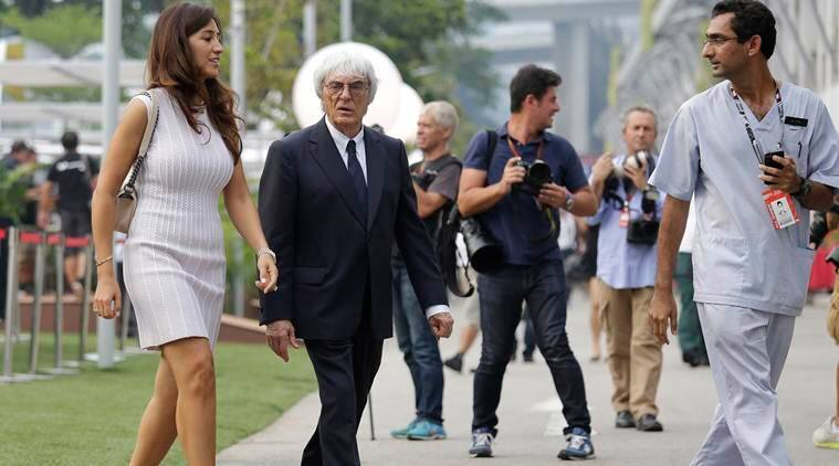 Bernie Ecclestone No Longer Runs Formula One