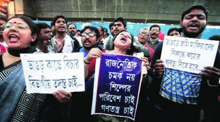Kolkata: Bhangar protesters, govt likely to make peace today