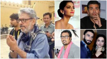 i stand with sanjay leela bhansali, #istandwithSLB, sanjay leela bhansali attacked padmavati, sanjay leela bhansali bollywood support, bollywood stands with snajay leela bhansali, bhansali padmavati attacked, bhansali slapped, bollywood reacts bhansali, padmavati bollywood support, sanjay leela bhansali anurag kashyap, bhanslai karan johar, bhansali kashyap, bhansali sonam kapoor, deepika ranveer shahid padmavati, padmavati issue, padmavati karni sena, padmavati set attacked, padmavati bhansali attacked, bollywood should support bhanslai, bhansali opinion piece, bollywood update, padmavati news, padmavati issue, bhansali issue, sanjay leela bhansali issue, indian express, indian express news