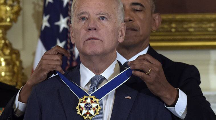 obama, barack obama, obama biden medal, joe biden, biden medal, joe biden honour, biden obama, obama biden, us news, world news