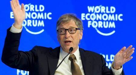 Progress in fight on poverty, but more work needed, says Bill Gates