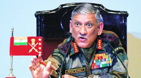 Jawans taking to social media to complain could be punished: Army Chief General Bipin Rawat