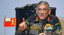 As Bipin Rawat warns of clampdown on airing grievances on social media, another video surfaces