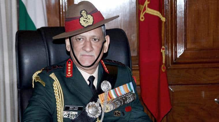 jammu kashmir, jammu news, army chief, new army chief, army chief in jammu, army chief in J&K, Bipin Rawat, Bipin Rawat Jammu, Jammu base, Jammu news, India news