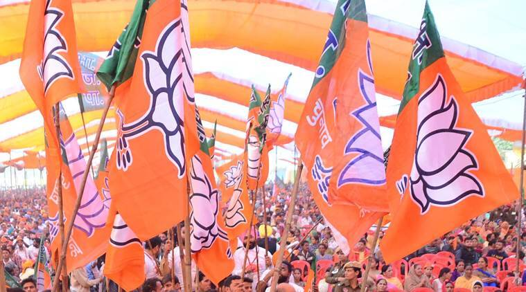 bjp,Pimpri Chinchwad, bjpPimpri Chinchwad unit, maharashtra civic elections, ncp, bhosari, bjp mla, maharashtra congress, maharashtra municipal polls 2017