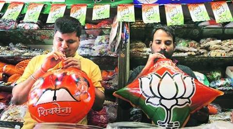 BMC elections 2017: BJP puts ball in Sena court