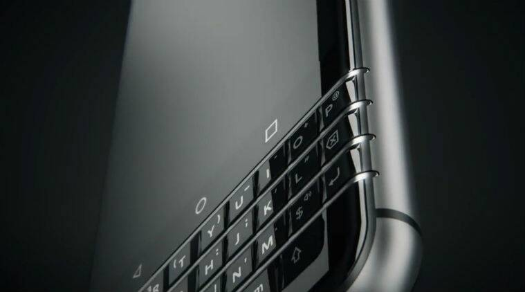 CES 2017, CES Blackberry, Blackberry, blackberry mercury, BlackBerry Mercury launch, TCL BlackBerry launch, blackberry mercury teaser video, blackberry mercury first look, blackberry mercury launch, blackberry press smartphone, ces 2017, TCL, technology, technology news