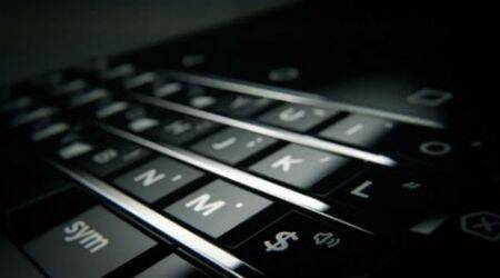 CES 2017: TCL teases upcoming BlackBerry Press with QWERTY keyboard